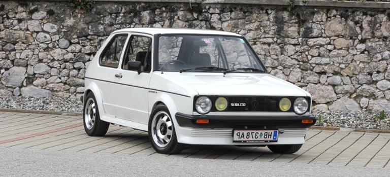 golf 1 gti 16s d'occasion