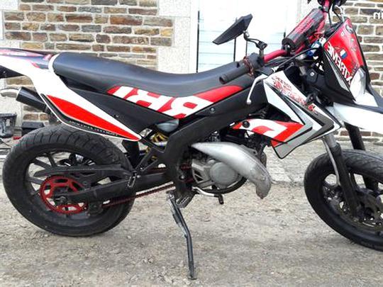 Moto 50cc occasion