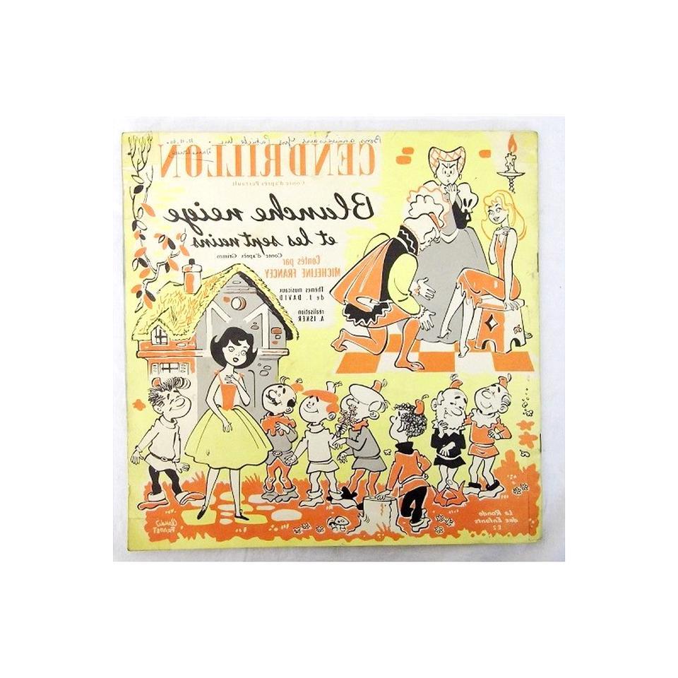 disques vinyle enfant rondes d'occasion