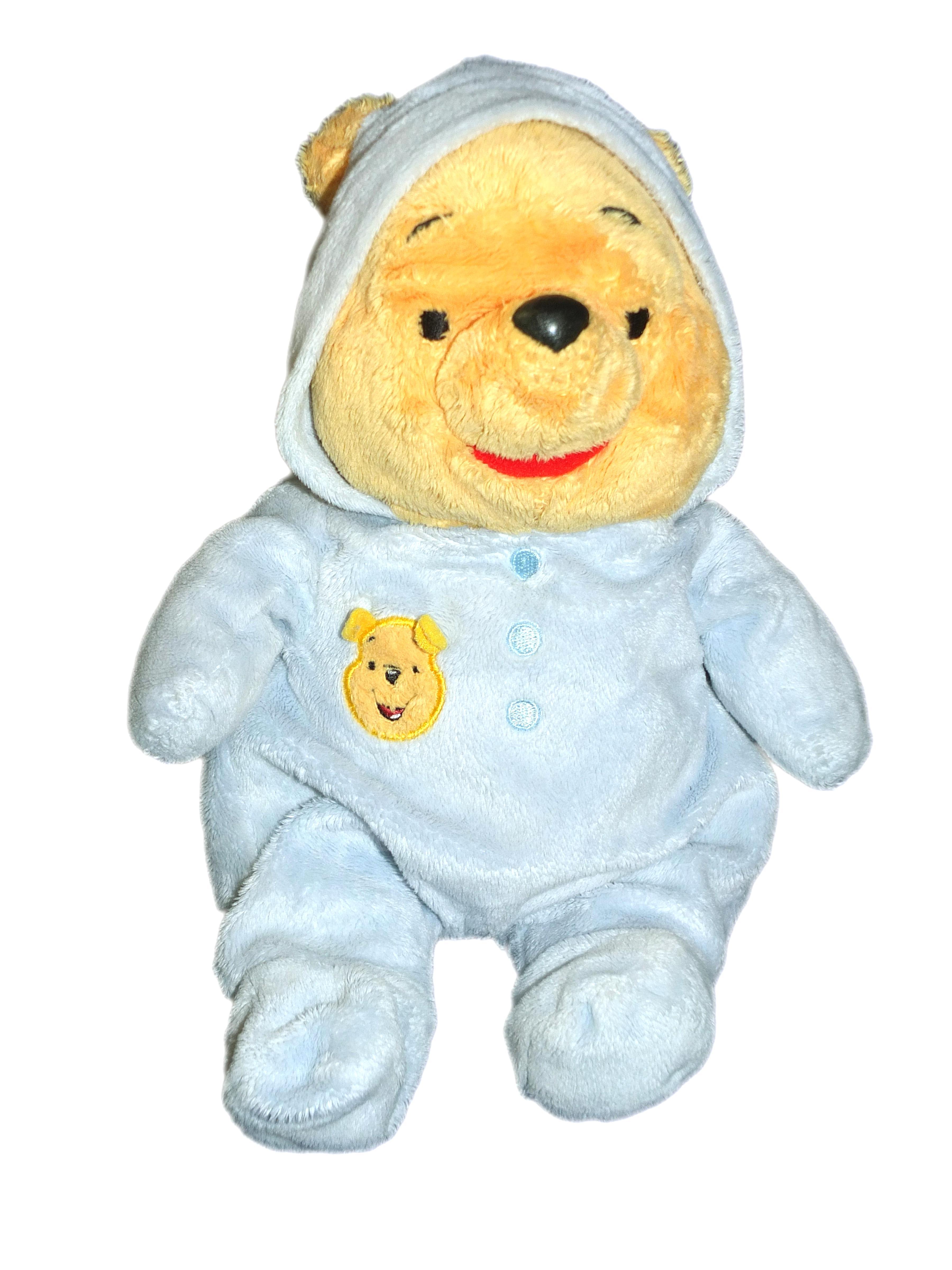 peluche winnie l ourson pyjama d'occasion
