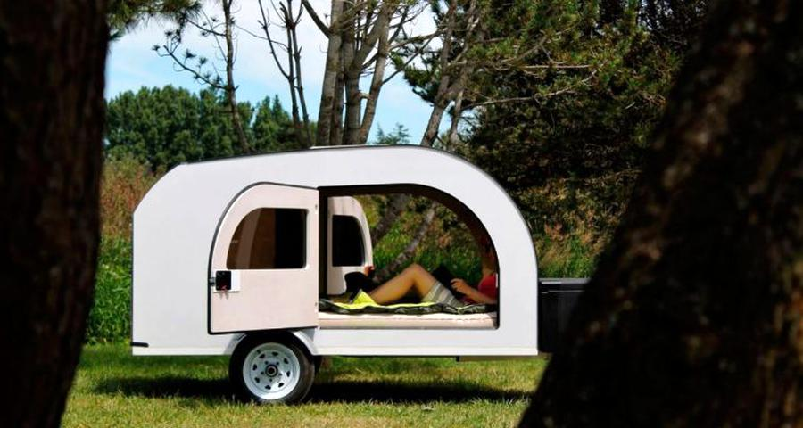 mini caravane d'occasion