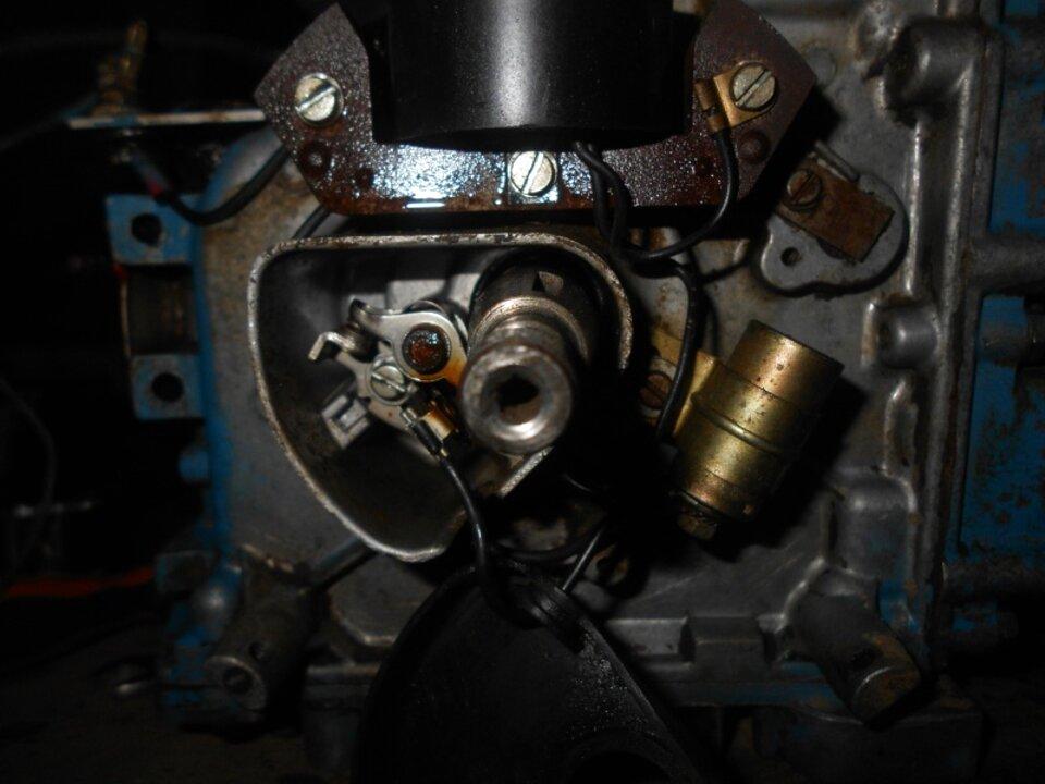 moteur bernard 417 d'occasion