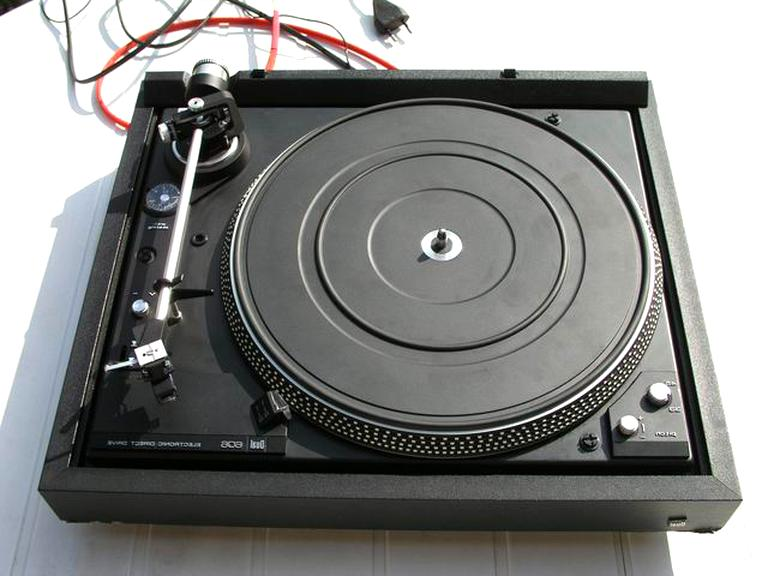 platine dual 606 d'occasion