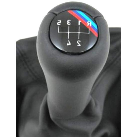RENCALO 5 6 Vitesses Manuelle de Vitesse b/âton pour BMW Pommeau de Levier E28 E30 E32 E34 E36 E38 E39 E46-5 Speed