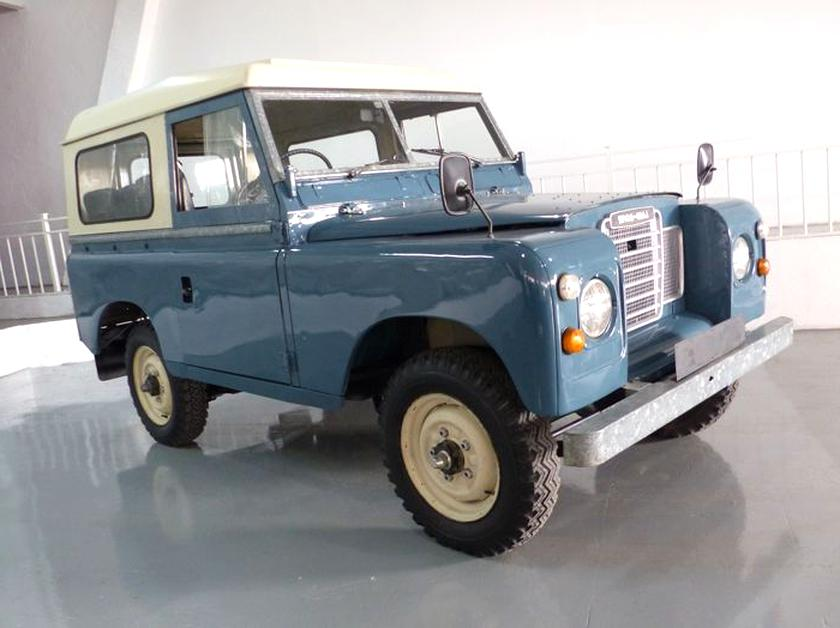 land rover 88 d'occasion