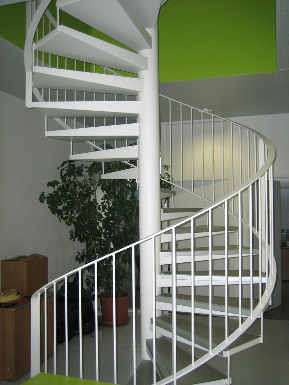 Escalier Spiral