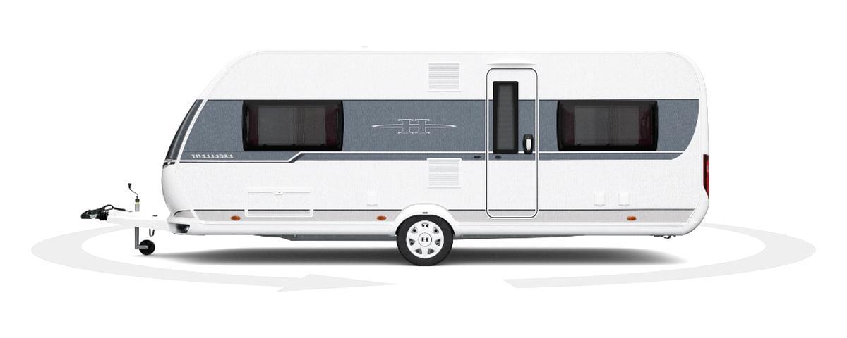 hobby caravane d'occasion