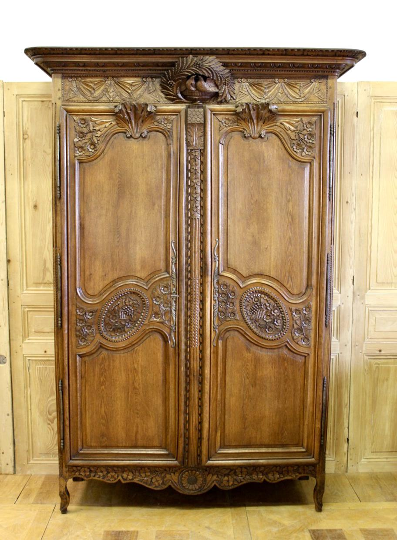 Armoire De Mariage Bretonne armoire ancienne normande d'occasion
