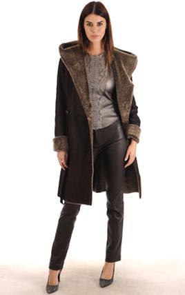 manteau peau d'occasion