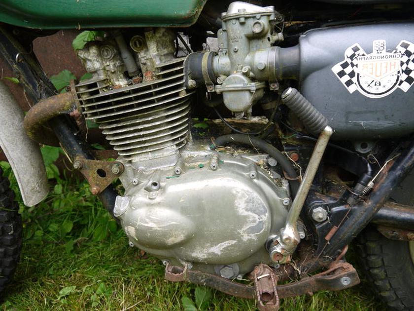 moteur honda 250 xl d'occasion