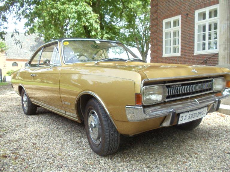 opel commodore a d'occasion