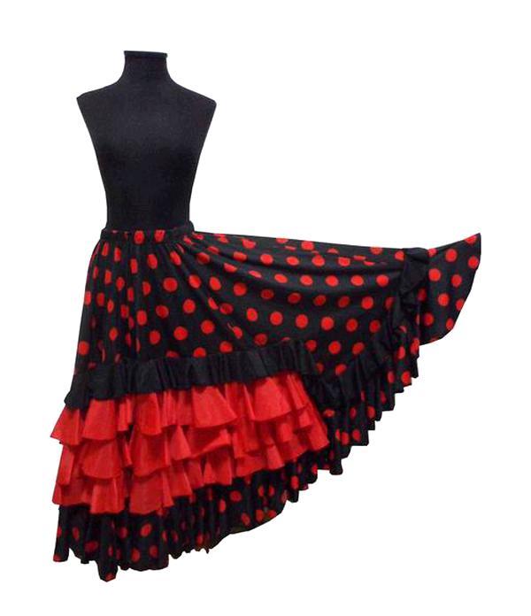 robe flamenco volants d'occasion