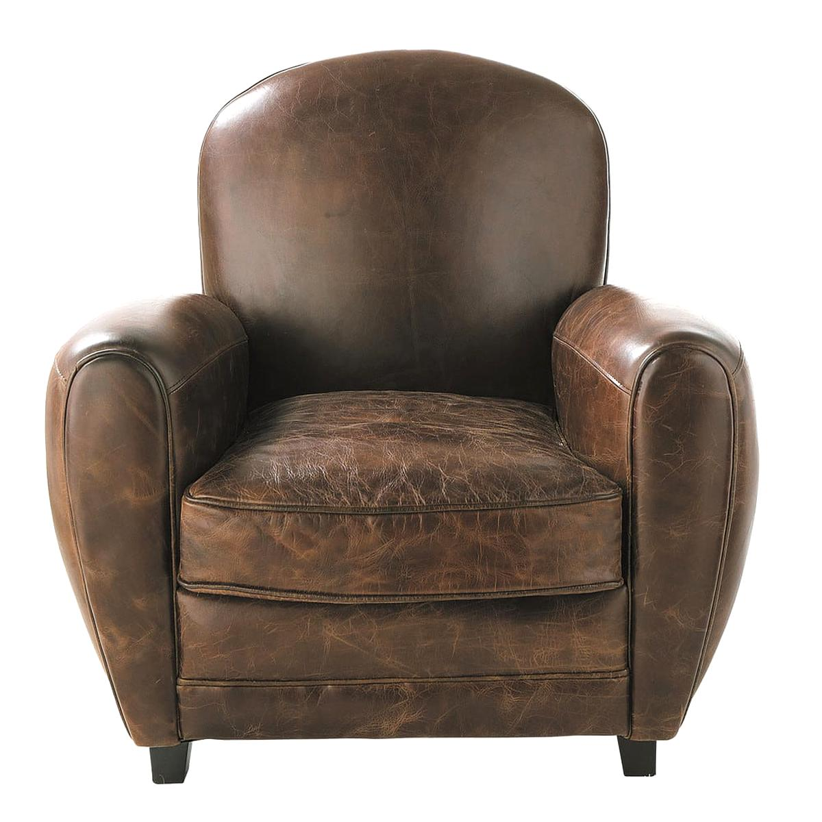 Fauteuil Club Cuir D Occasion