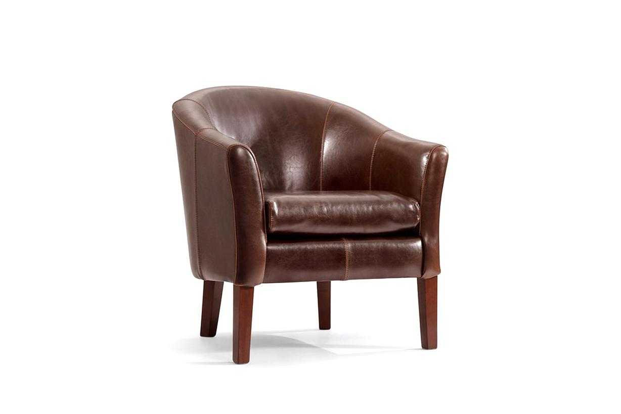 Fauteuil Crapaud Cuir D Occasion
