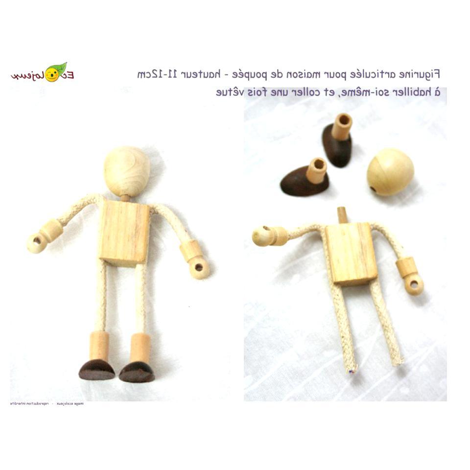 figurine bois d'occasion