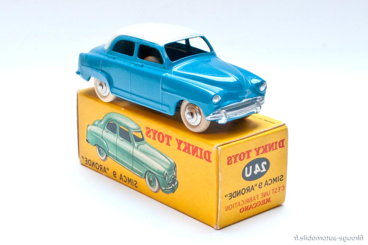 dinky aronde d'occasion