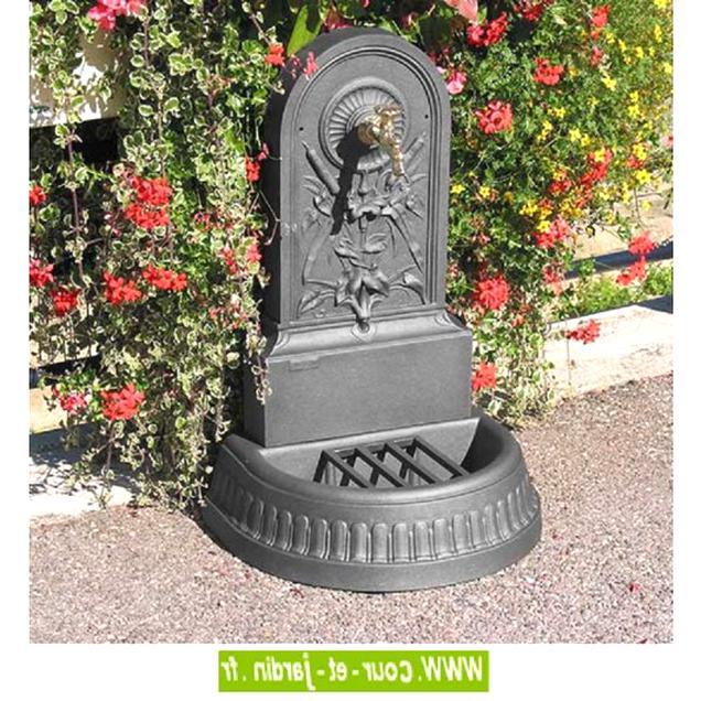 Fontaine Jardin Murale d\'occasion
