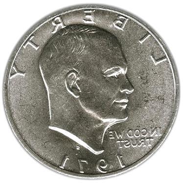1 dollar argent d'occasion