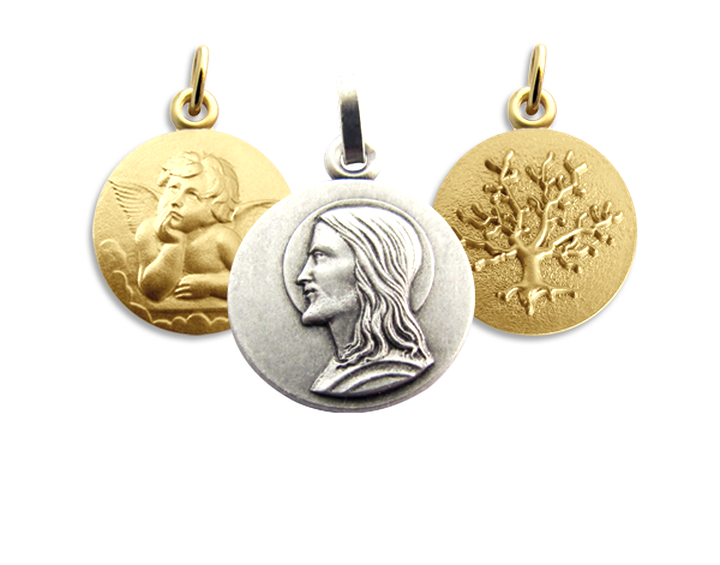 medaille religieuse d'occasion