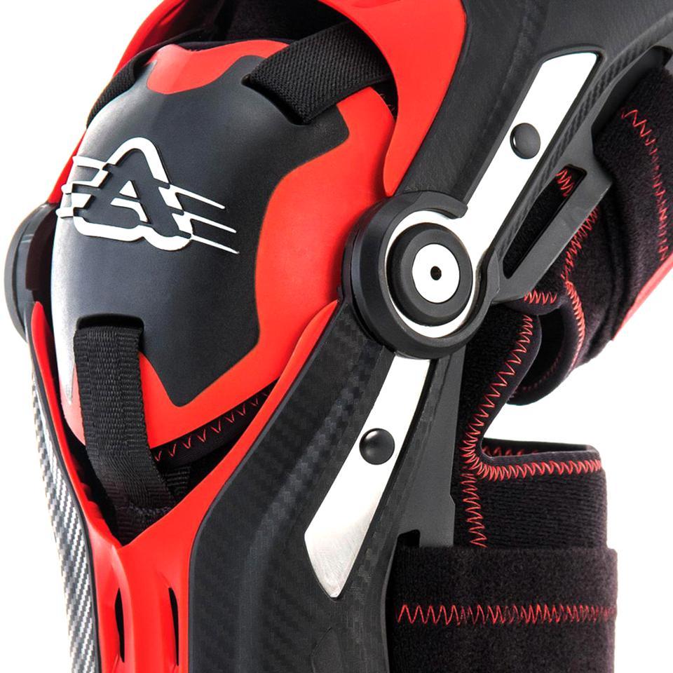 IPOTCH Prot/ège-Genoux De Protection De Genou pour Motocross Racing