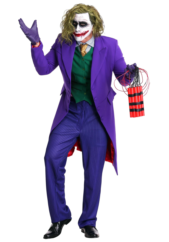 costume joker d'occasion