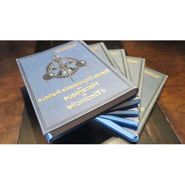 encyclopedie electricite mecanique d'occasion