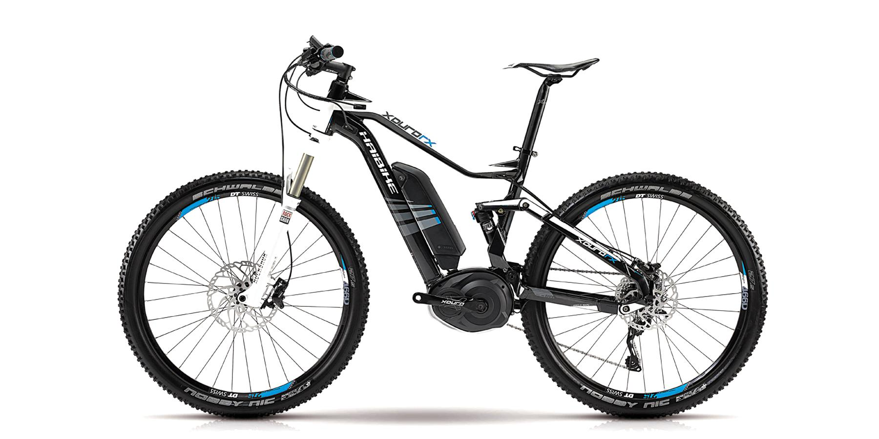 haibike rx d'occasion