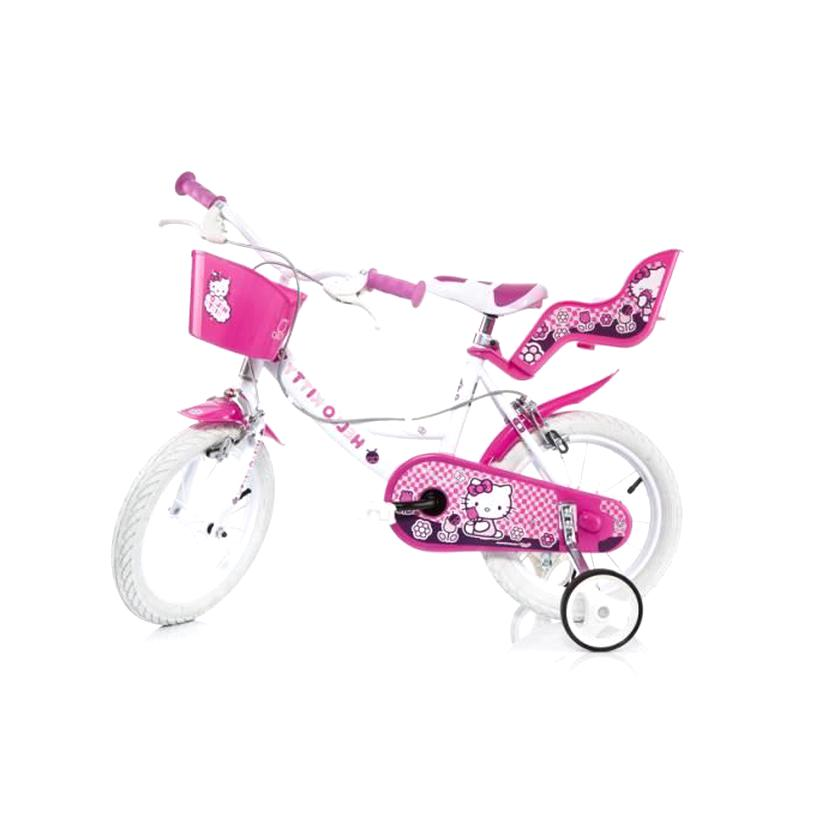 velo fille hello kitty d'occasion