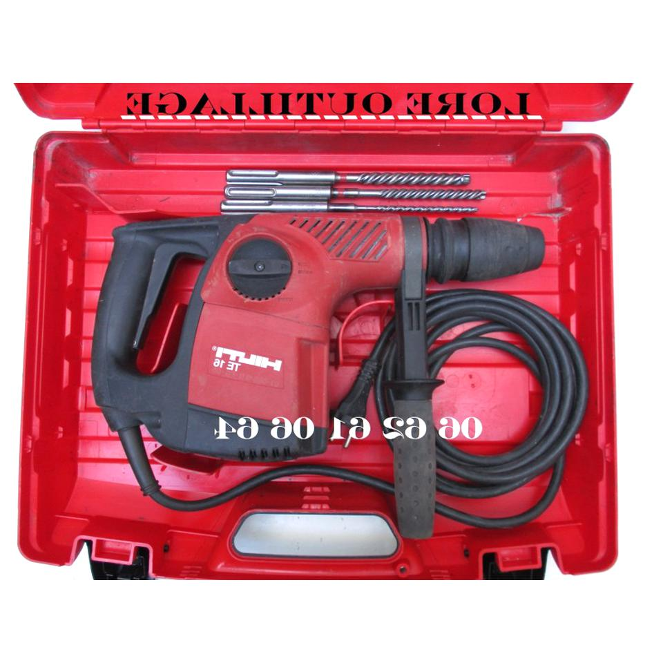 perforateur hilti 16 d'occasion