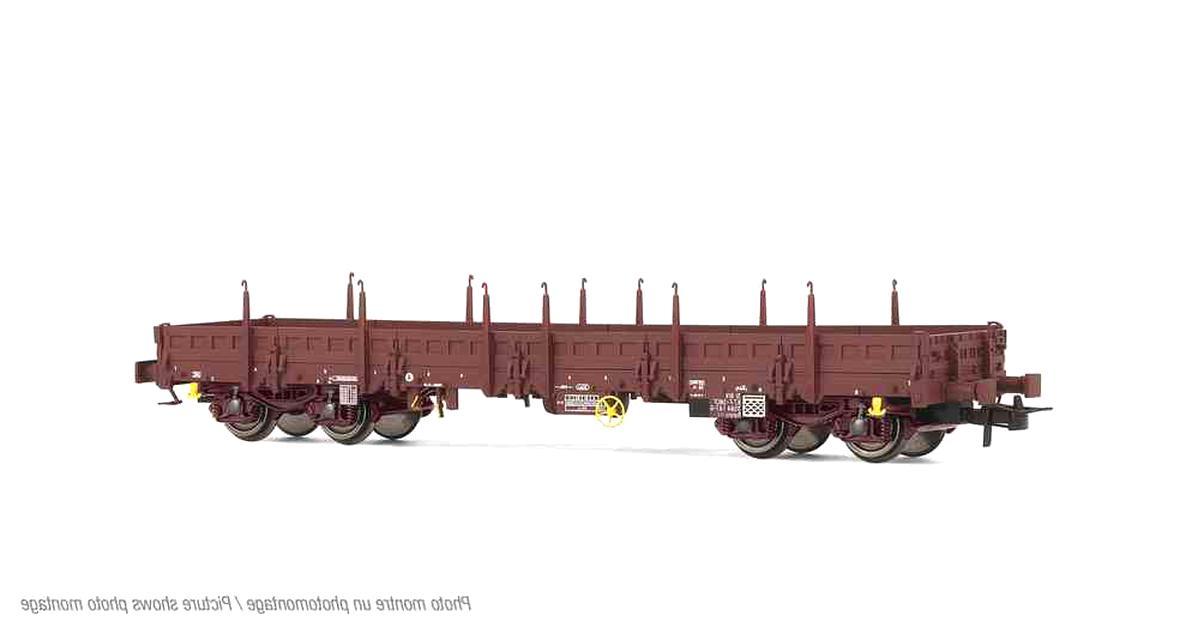 wagon plat bogies d'occasion