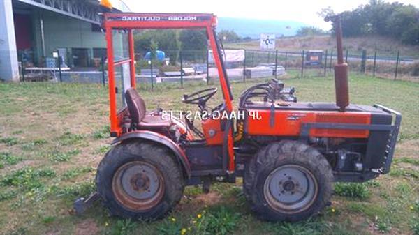 Tracteur Holder Doccasion Plus Que 3 à 70