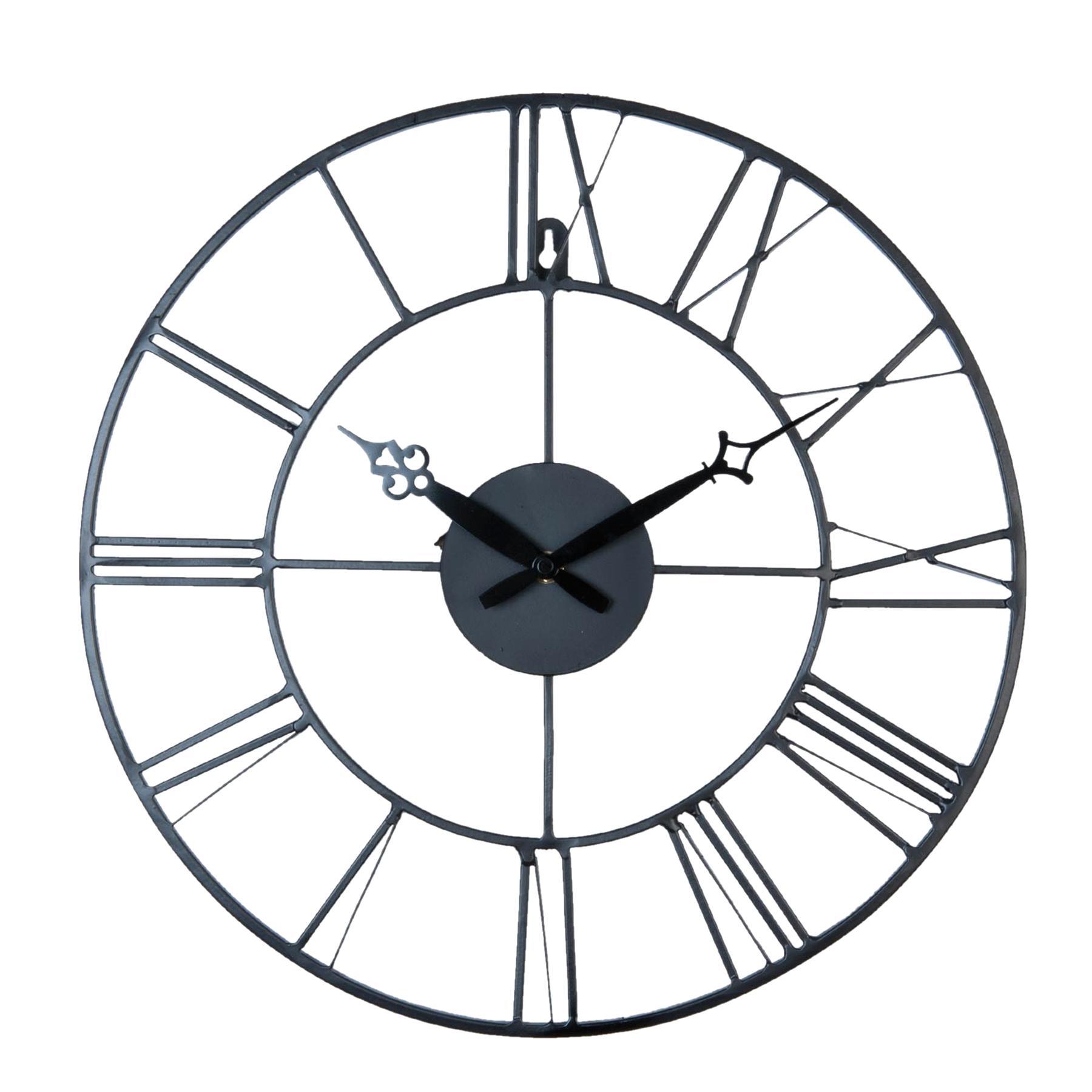 Grosse Horloge Fer Forgé horloge fer d'occasion | plus que 2 à -65%