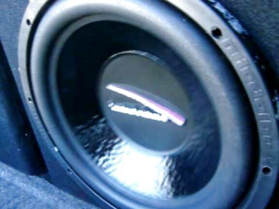 subwoofer audiobahn d'occasion