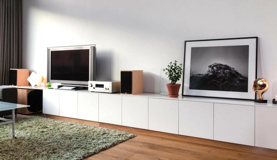 Meuble Meuble Tv Besta Ikea Ikea Neuf Rangement Structure Comb