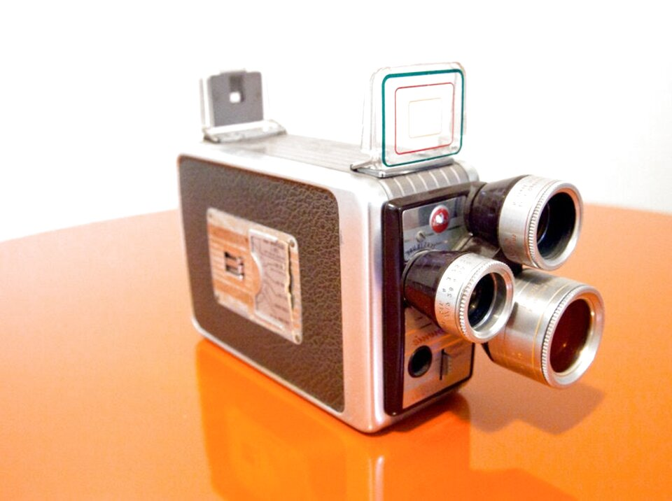 brownie camera 8 mm d'occasion