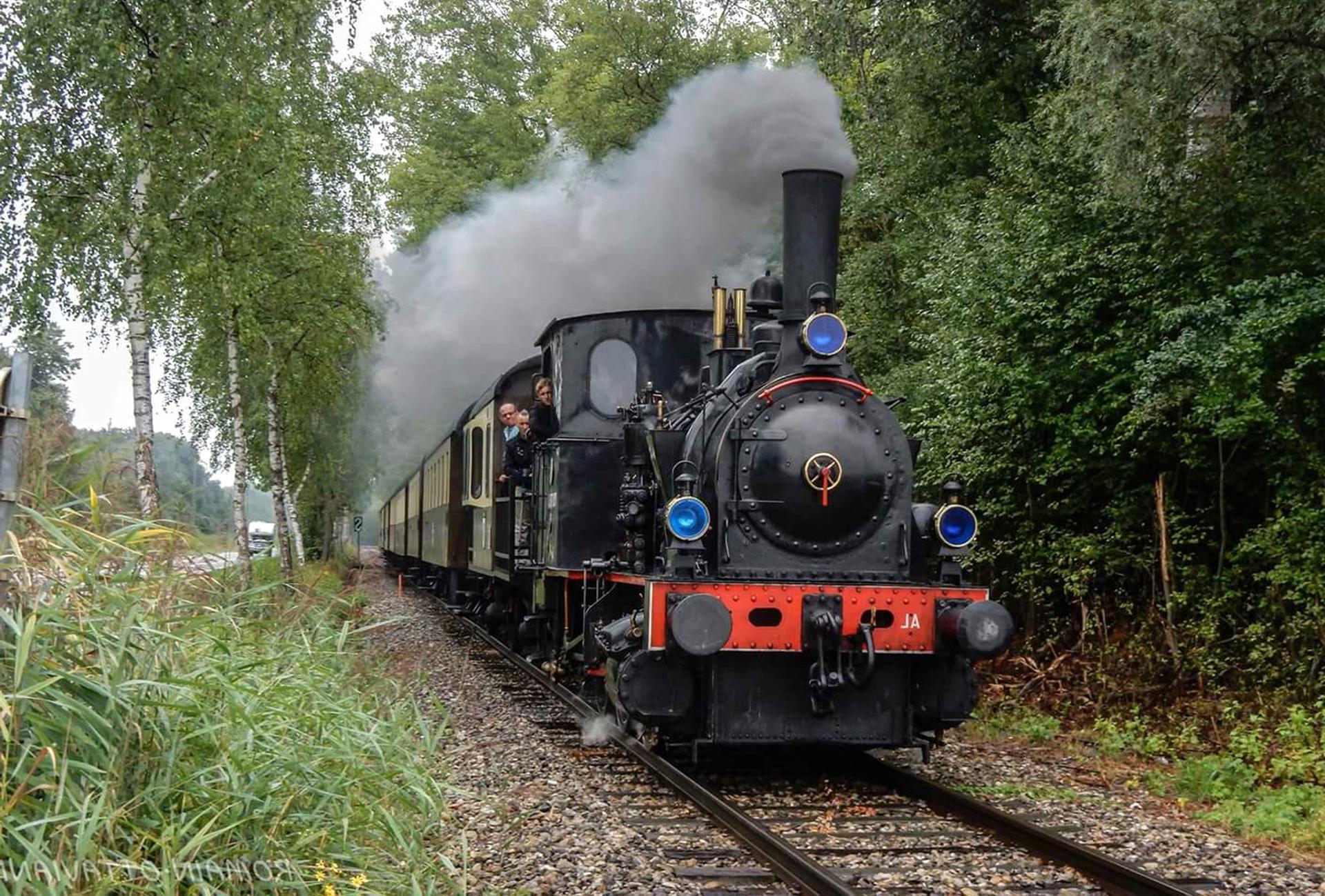 locomotive vapeur d'occasion