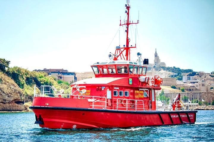 pompier bateau d'occasion