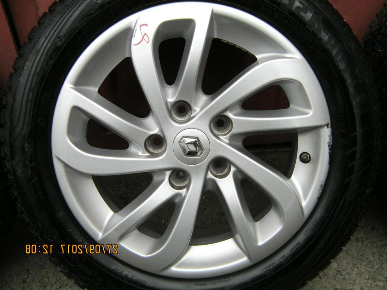65 X 16 Renault Megane 3 Iii Et47 403007484r Jante Alu