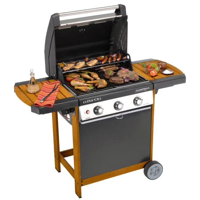 Barbecue Gaz Grill Plancha Doccasion