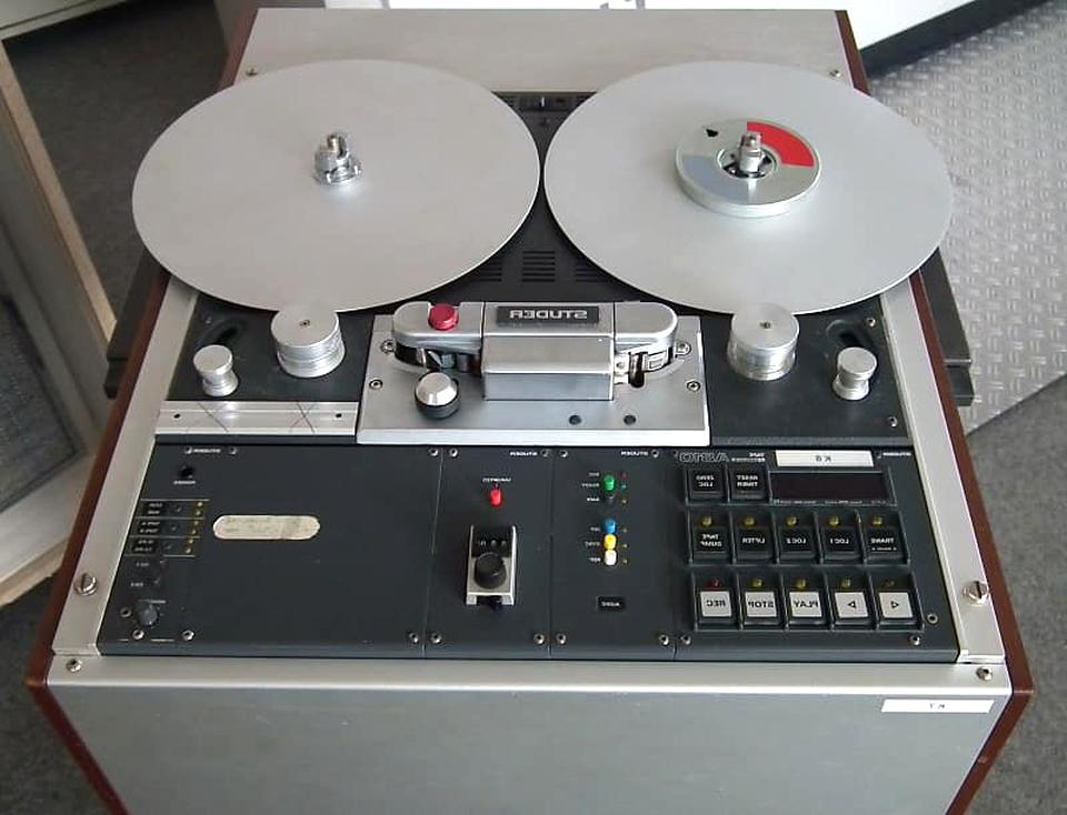 studer a810 d'occasion