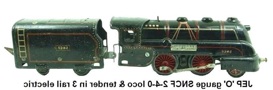 jep locomotive d'occasion