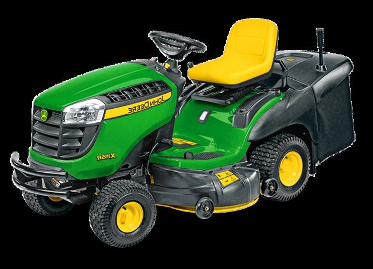 tondeuse john deere tracteur x300r d'occasion