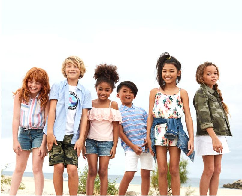 abercrombie kids d'occasion