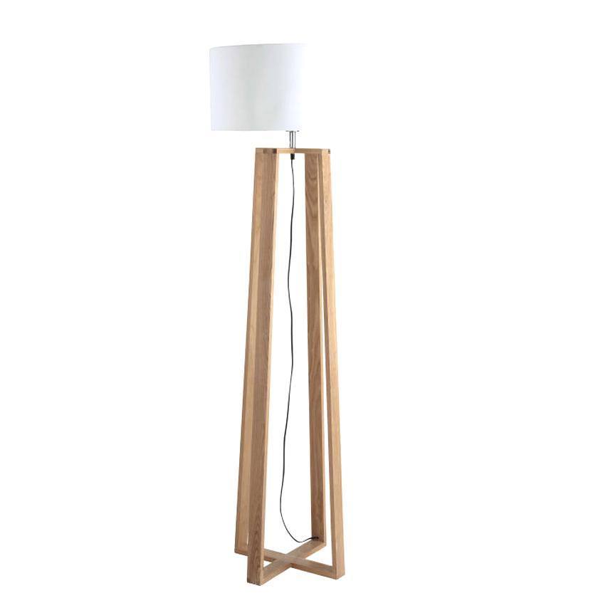 lampadaire bois d'occasion