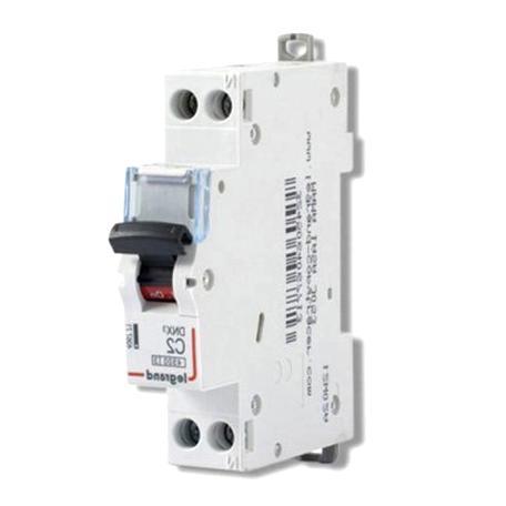 Legrand LEG92891 DNX3 Disjoncteur 1P+NG C2 4500A auto 1 module
