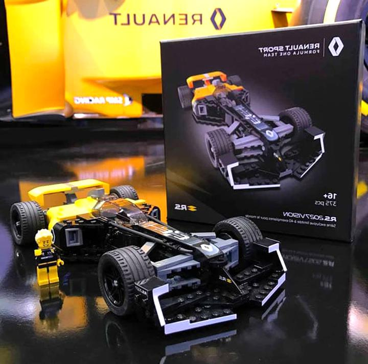 lego renault d'occasion