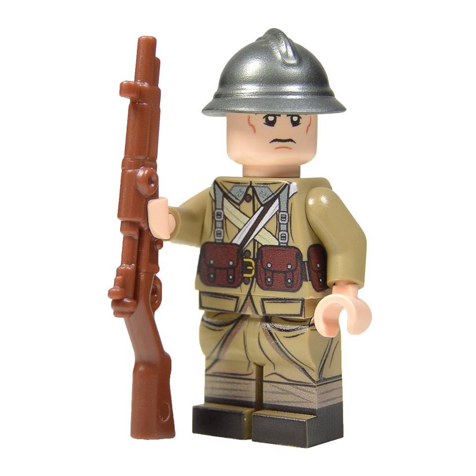 lego soldat ww2 d'occasion