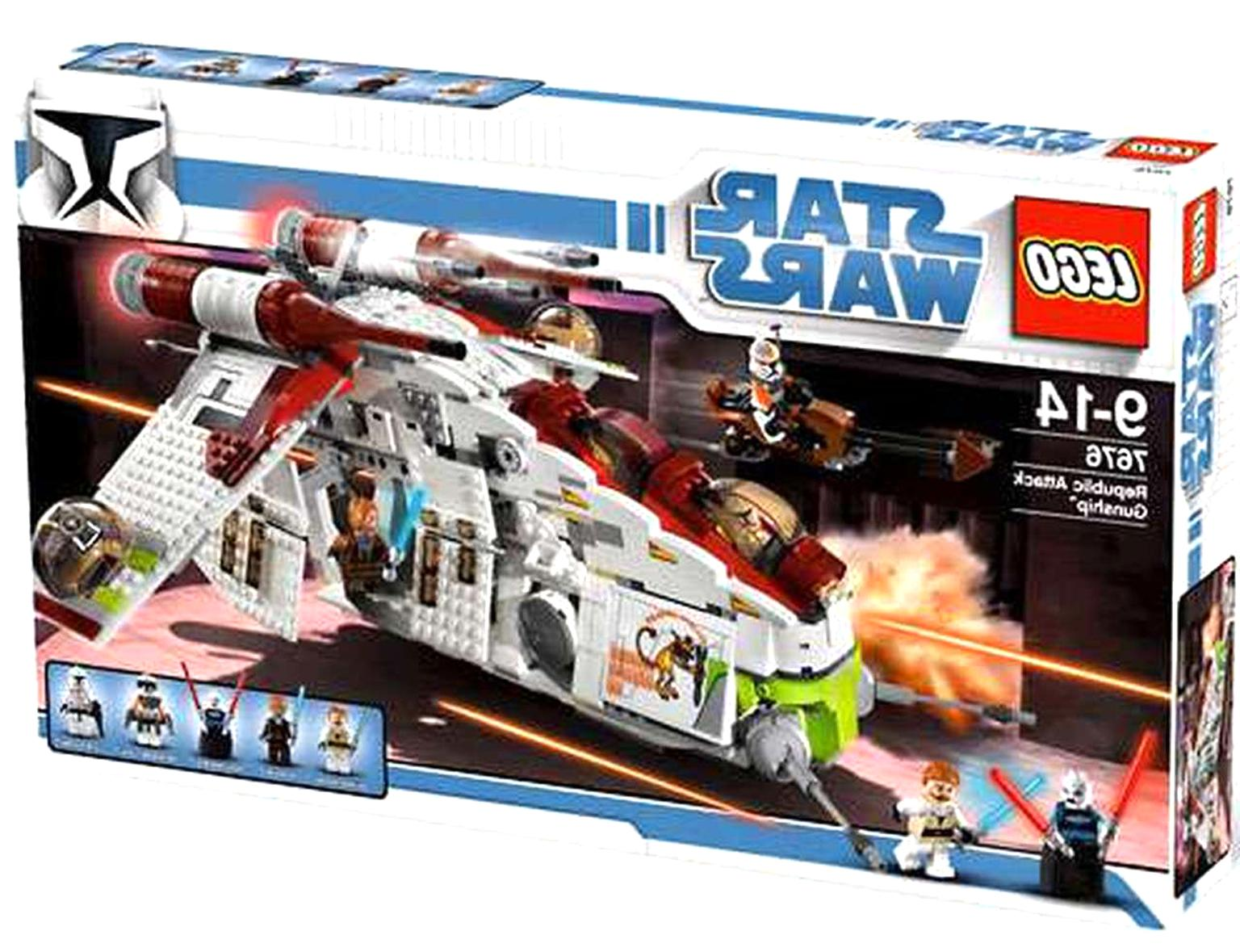 lego star wars 7676 d'occasion
