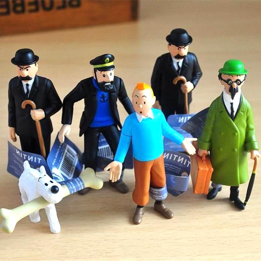 jouets tintin d'occasion
