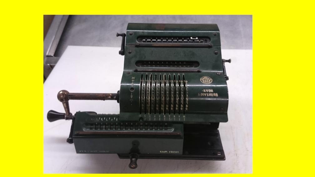 machine calculer machine ancienne d'occasion